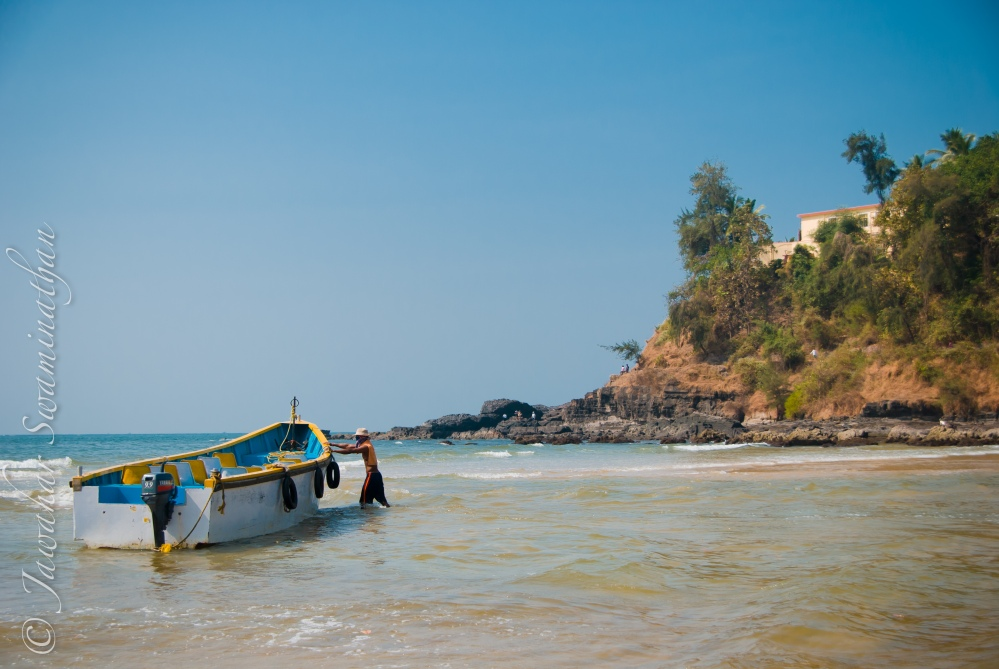 Goa - a beach experience (6/6)