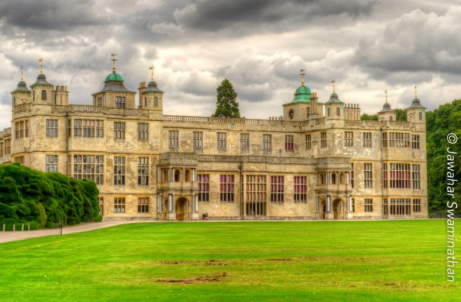 Audley End House. Essex